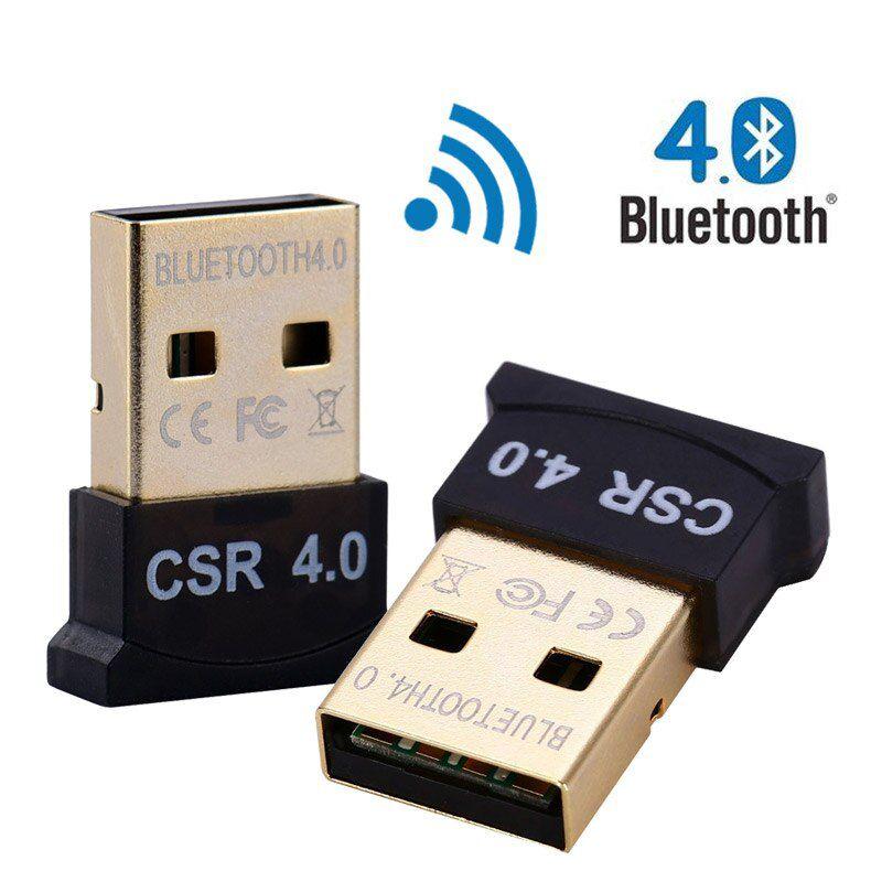 Adaptador Bluetooth 4.0 USB para PC ou Notebook