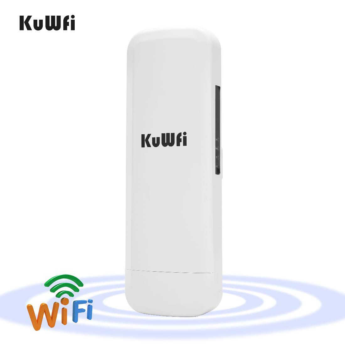 Antena Wifi Externa 2 Km Repetidor Sinal Wifi Access Point