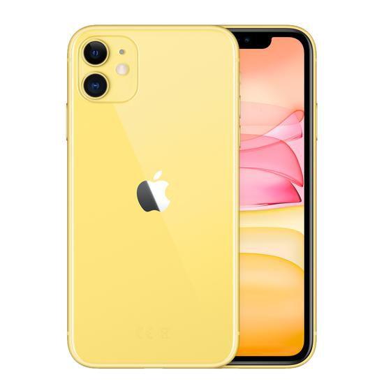 Apple iPhone 11 Face ID, Tela Liquid Retina 6.1 pol, Chip A13 Bionic e Bateria de Longa Duração