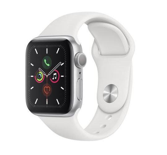 Apple Watch 40mm Series 5 MWV82LL/A A2092 - Branco