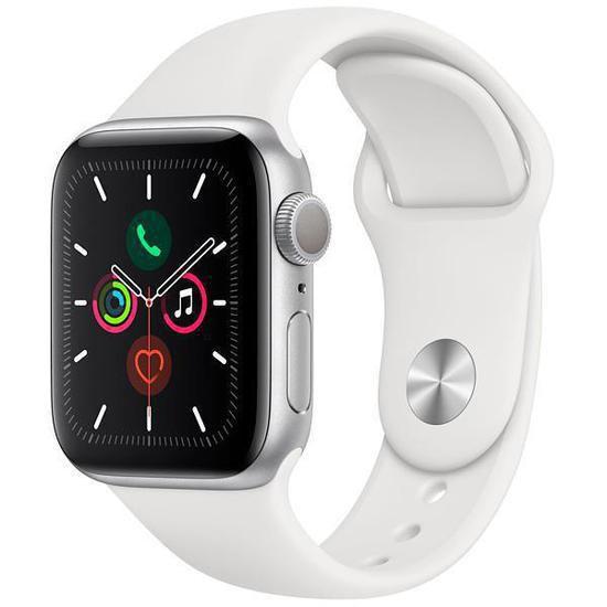 Apple Watch 44mm Series 5 MWVD2LL/A A2093 - Branco