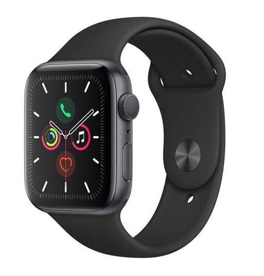 Apple Watch 44mm Series 5 MWVD2LL/A A2093 - Preto
