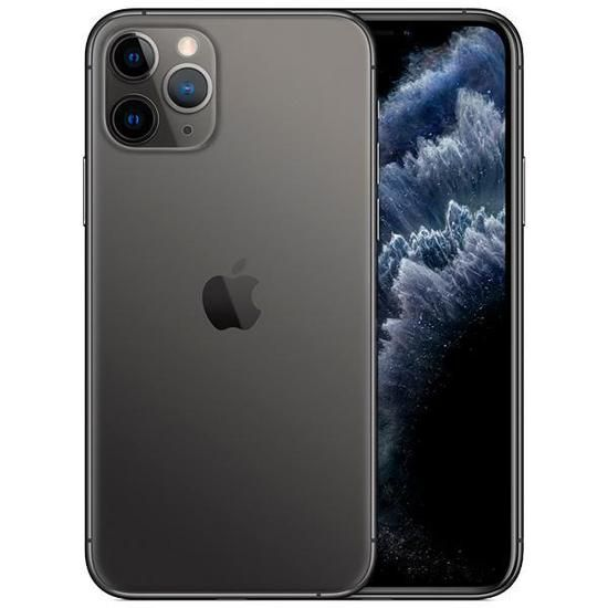 "iPhone 11 Pro Apple com 64GB, Tela Retina HD de 5,8"", iOS 13, Tripla Câmera Traseira"