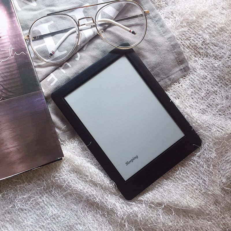 """Leitor E-Book Reader 6"""" Kobo Touch 2.0 4gb e WiFi"""