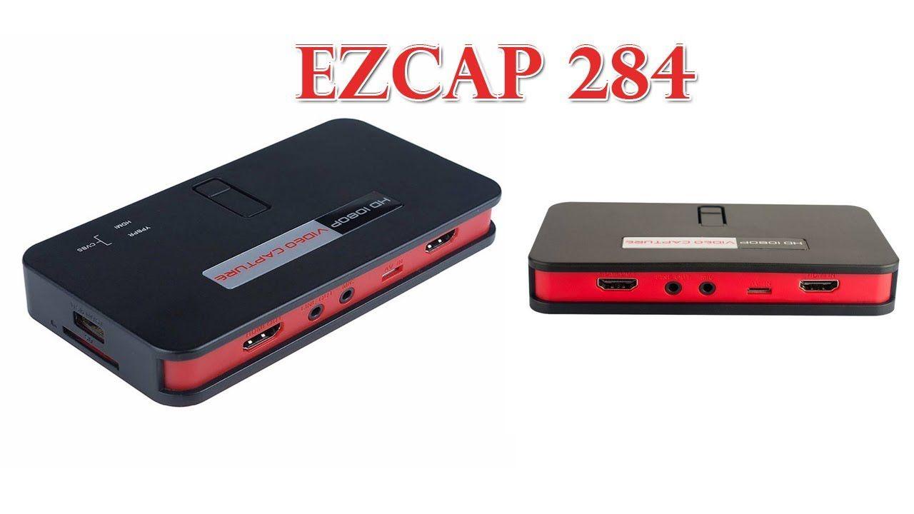 Placa De Captura Hdmi 1080p Ezcap 284 Live Streaming