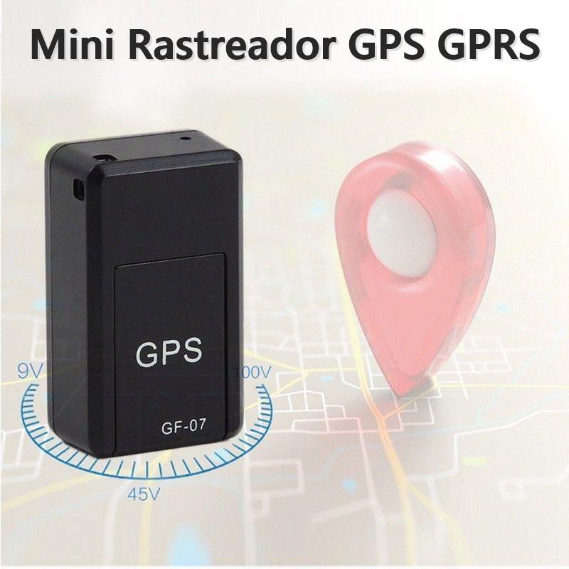 Rastreador Pessoal Pets Veicular GPRS Personal Tracker GF07