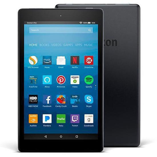 Tablet Amazon Fire HD8 32GB 8 Polegadas