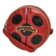 Bolsa Cantil Redonda Infantil Ladybug Miraculous Original
