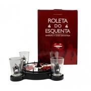 Drinks Jogos Roleta 4 Shots Esquenta Amor Dia dos Namorados