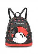 Mini Mochila Minnie Bolsa Disney Couro Sintético Original