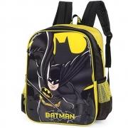 Mochila de Costas Infantil Batman Preto Produto Original
