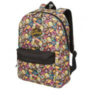 Mochila de Costas Os Simpsons Lets Eat Hommer Original