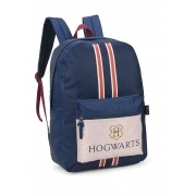 Mochila Harry Potter Azul  Hogwarts Original