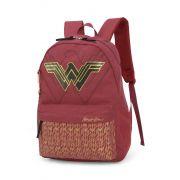 Mochila Notebook Mulher Maravilha Wonder Woman VM Original