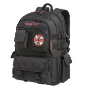 Mochila Notebook Resident Evil Umbrella Corporation Original