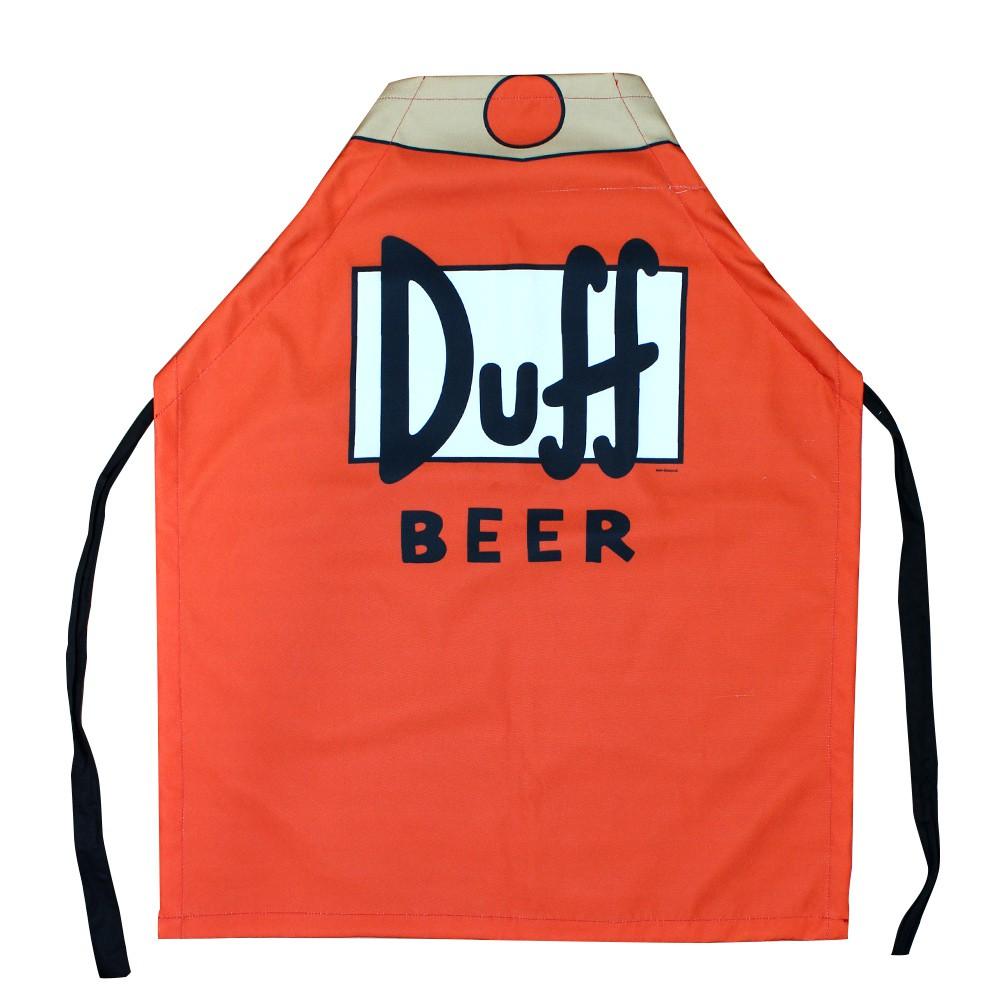 Avental Duff Beer Criativo Os Simpsons Cerveja Original