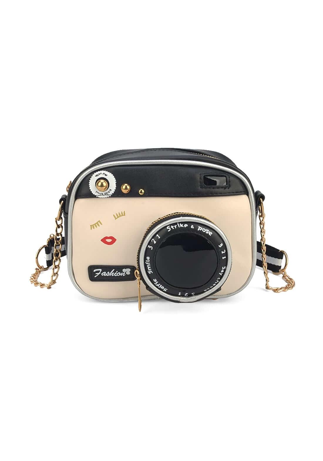 Bolsa Câmera Fotográfica Larissa Manoela UP4YOU Original NF