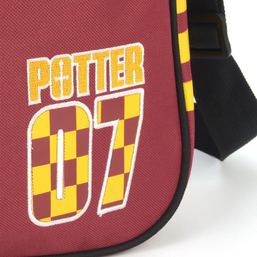 Bolsa Pasta Harry Potter Gryffindor Grifinória Original VM