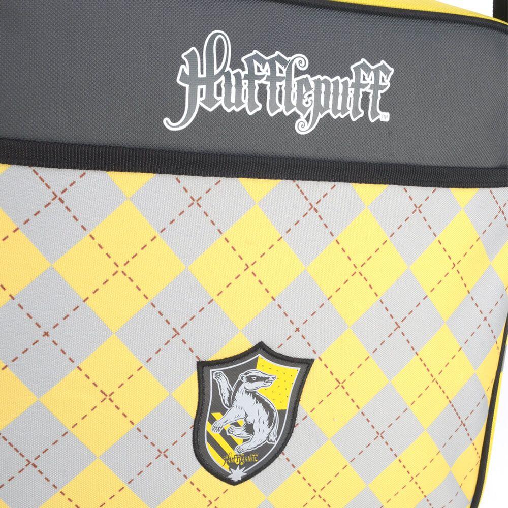 Bolsa Pasta Harry Potter Hufflepuff LufaLufa Original AM