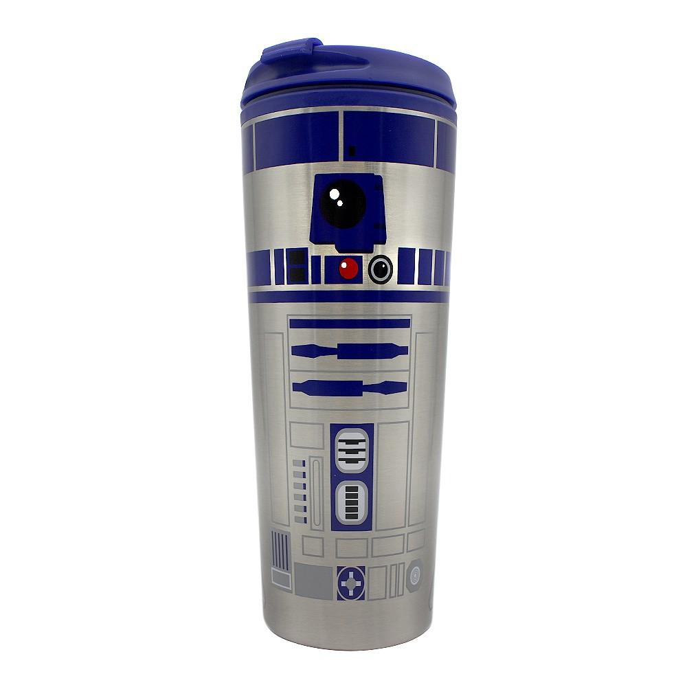 Copo de Viagem R2D2 Star Wars Produto Original