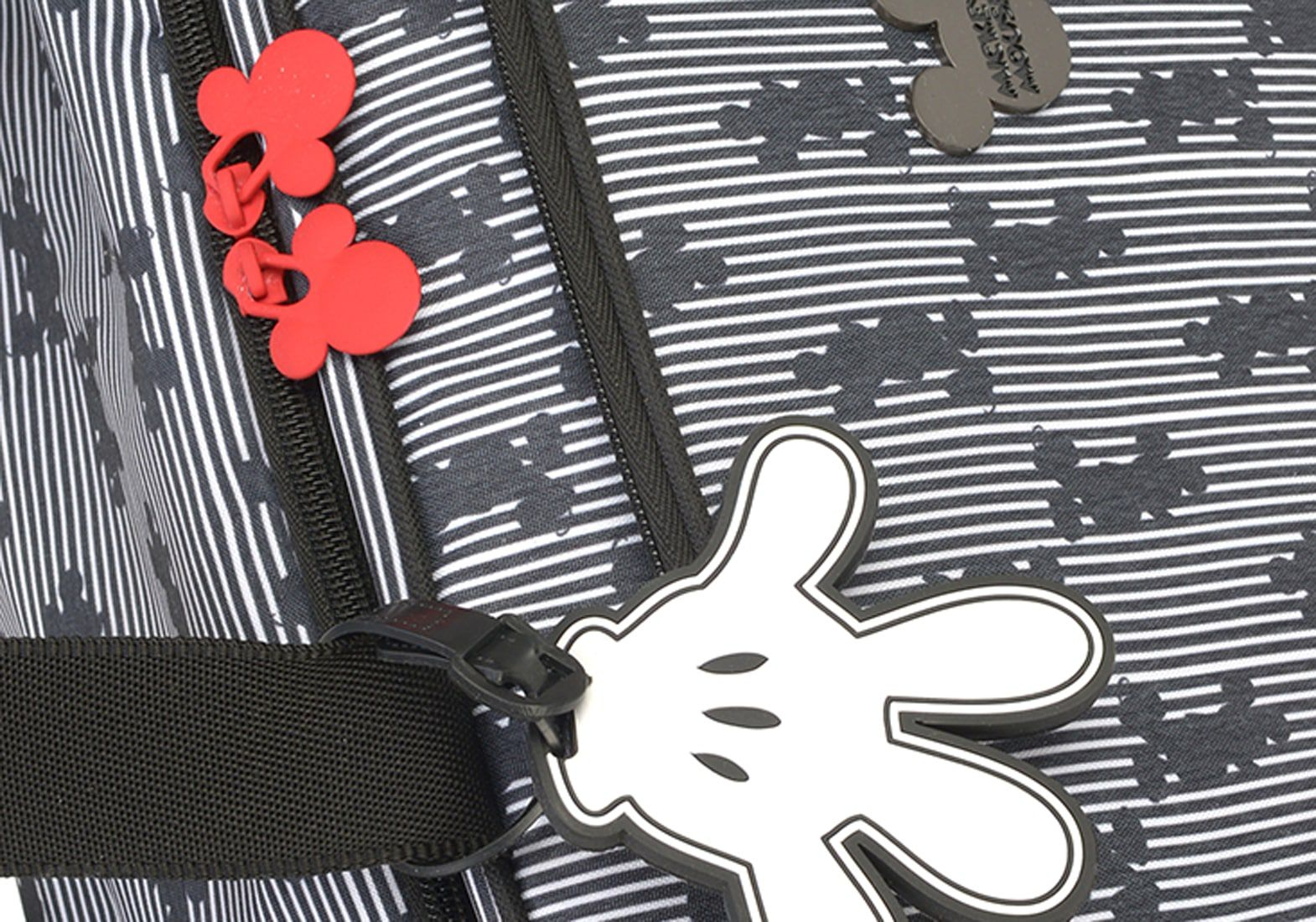 Kit Sacola + Frasqueira Disney Mickey Mouse