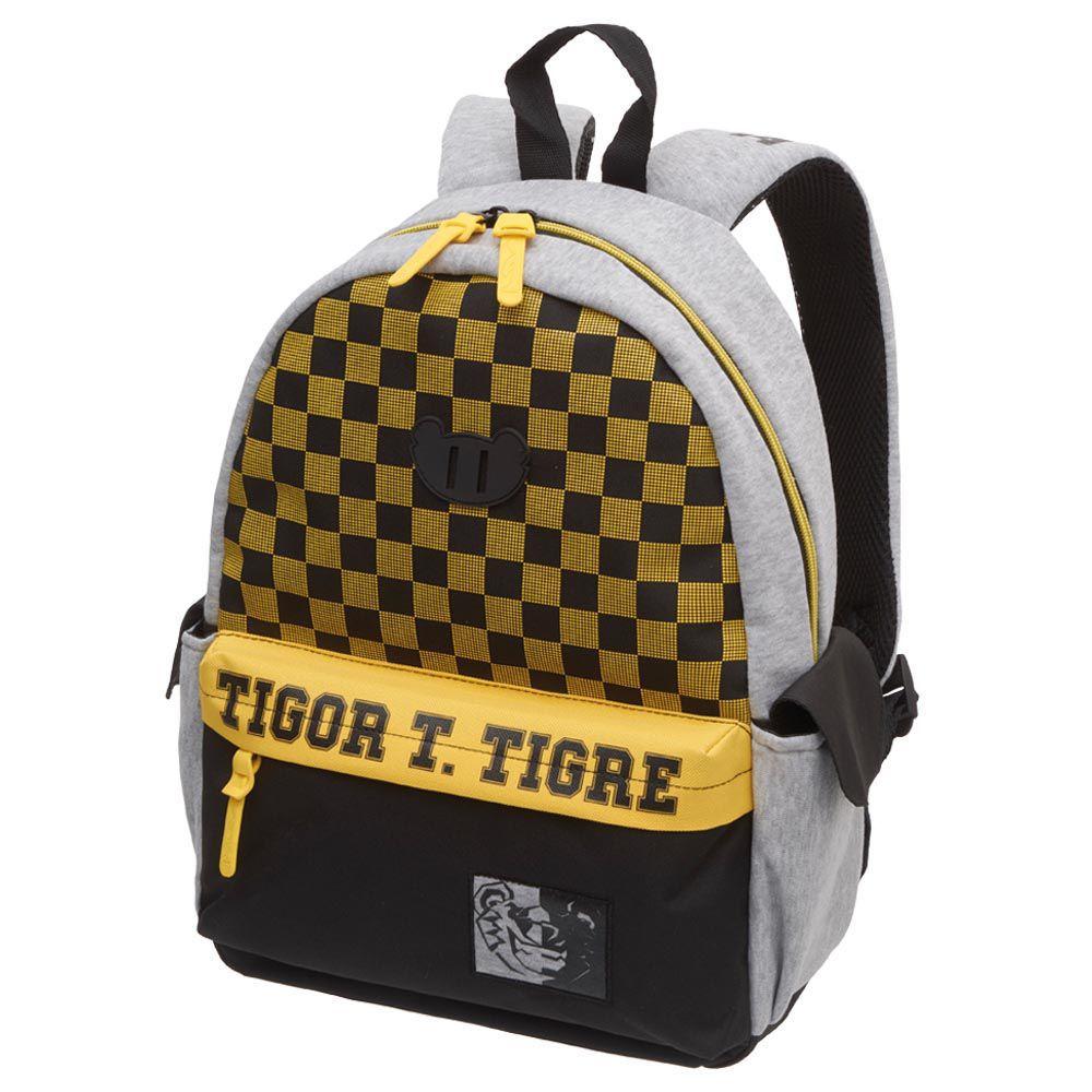 Mochila Costas G Tigor T. Tigre Street Quadriculada Original