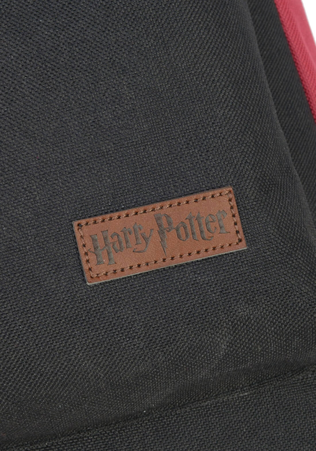 Mochila Costas Harry Potter Hogwarts Preta Produto Original