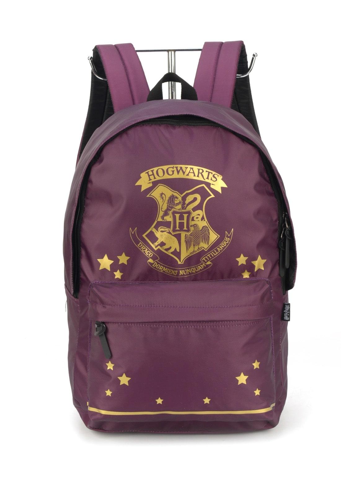 Mochila de Costas Harry Potter Brasão Hogwarts Original