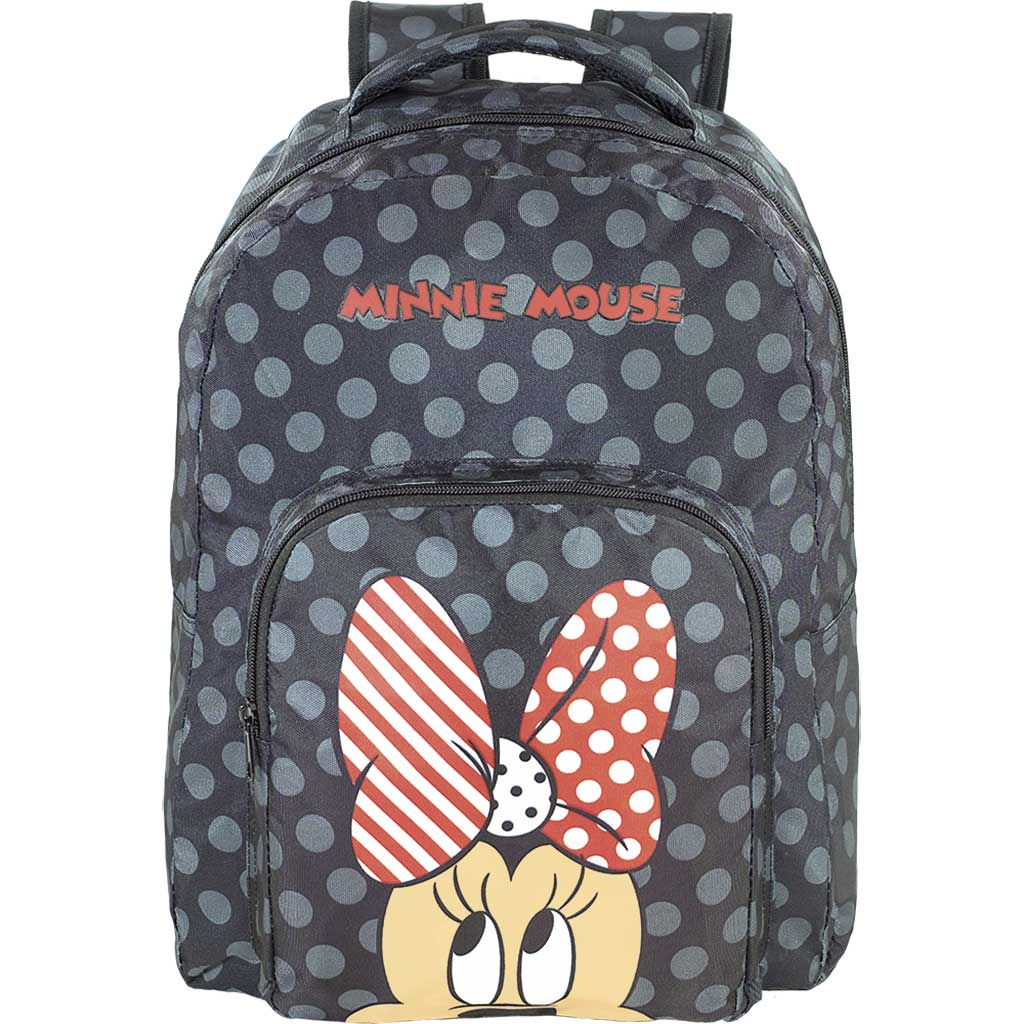 Mochila de Costas Minnie Mouse Original NF Garantia
