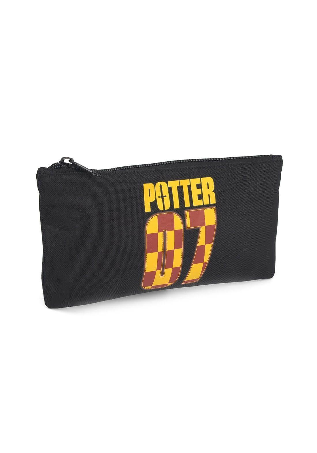 Mochila Harry Potter Hogwarts Grifinória Original Garantia