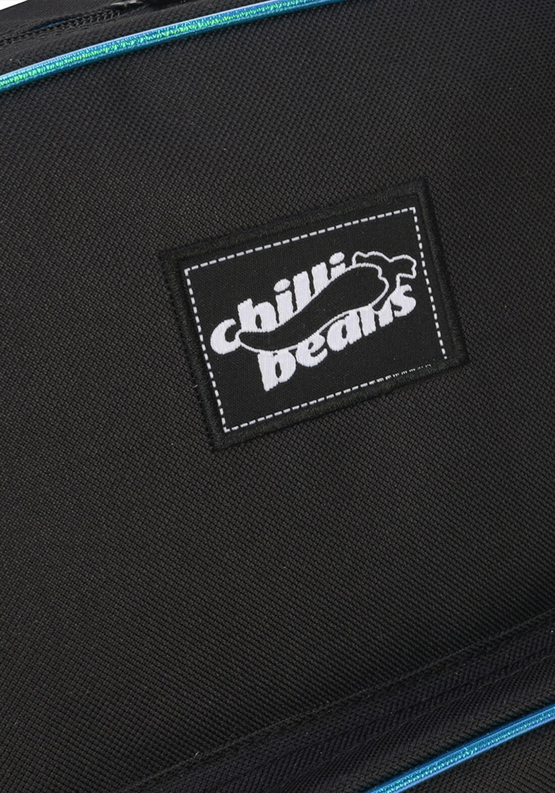 Mochila Notebook Costas Preta Chilli Beans Produto Original