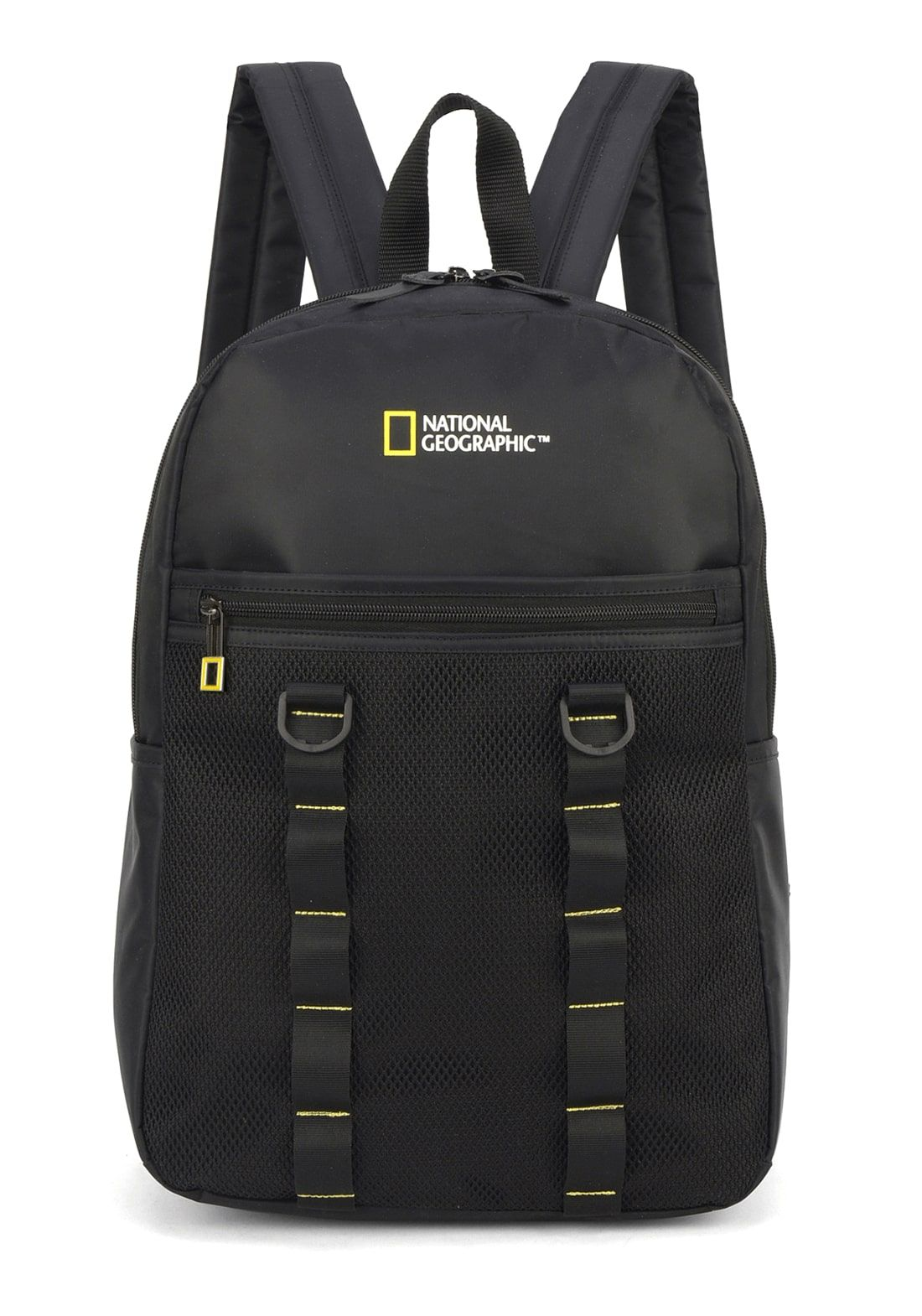 Mochila Notebook National Geographic Notebook Preta Original
