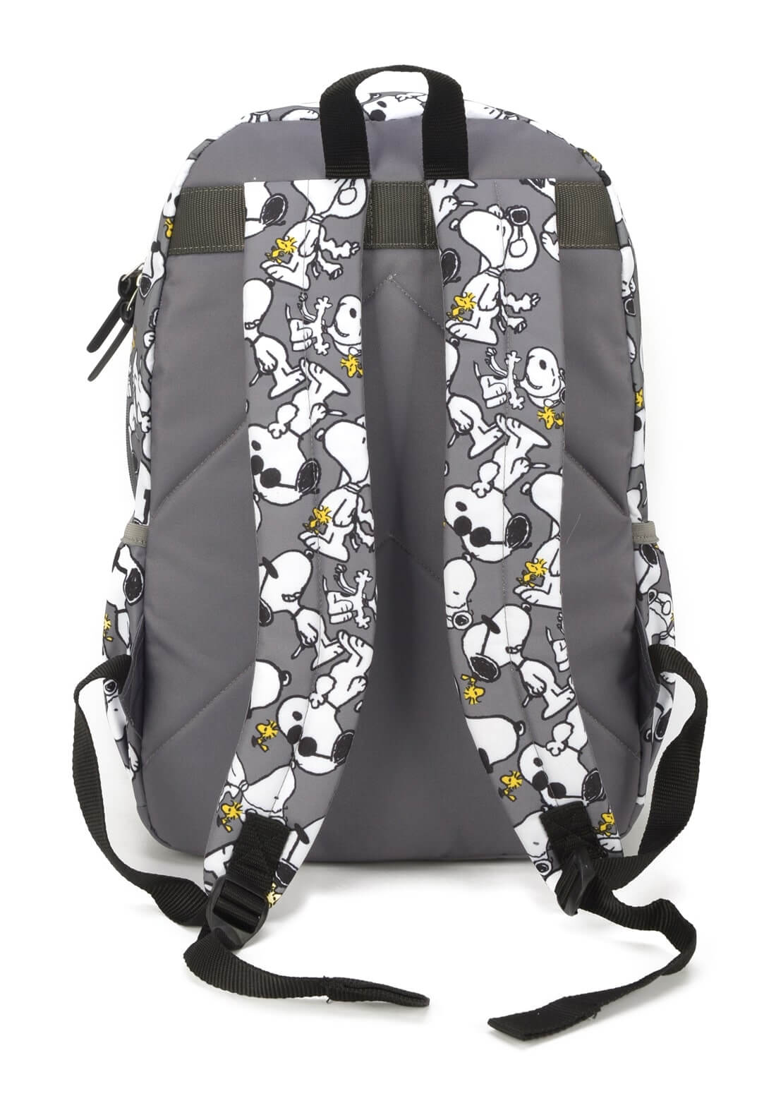 Mochila Notebook Peaunuts Snoopy by Up4You Cinza Original
