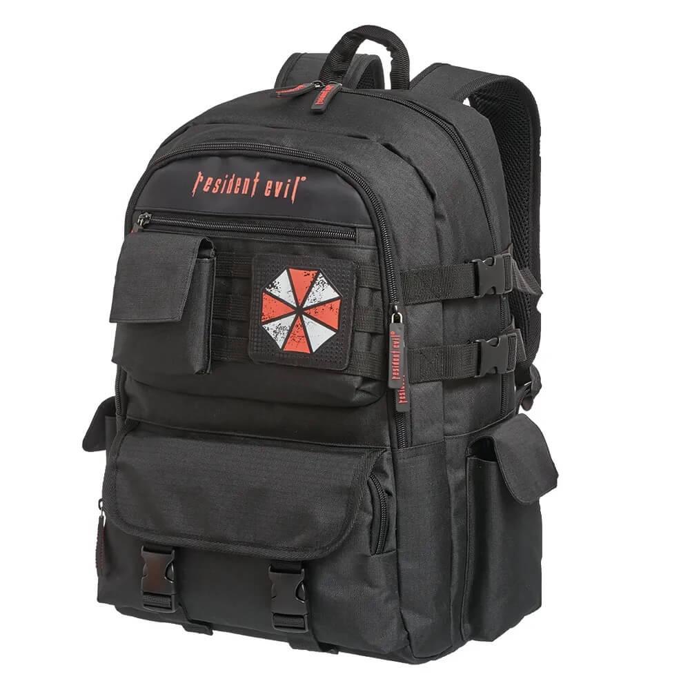 Mochila Notebook Resident Evil Umbrella Corporation Original