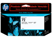 Cartucho Original Vencido HP 72 Photo Black (C9370A) 130ml
