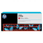 Cartucho Original Vencido HP 771A Chromatic Red (B6Y16A) 775ml