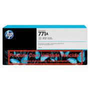 Cartucho Original Vencido HP 771A Light Gray (B6Y22A) 775ml