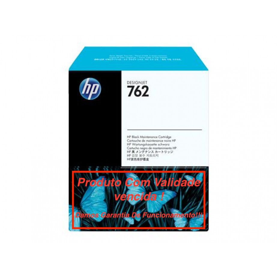 HP 762 Black Maintenance Cartridge (CM998A)