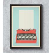 Decorativo - Máquina de Escrever