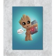 Decorativo - I Am Groot