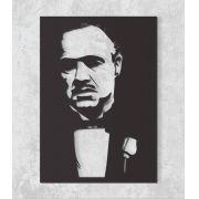 Decorativo 2D - Don Vito Corleone