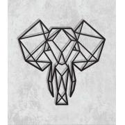 Decorativo 2D - Elefante