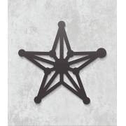Decorativo 2D - Estrela geométrica