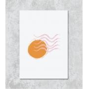 Decorativo - Abstrato Rosa 3