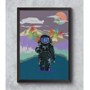 Decorativo - Astronauta lúdico