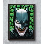 Decorativo - Batman Vs Coringa
