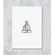 Decorativo - Buda