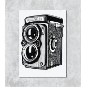 Decorativo - Câmera