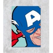 Decorativo - Capitão América Pop Art