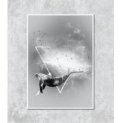Decorativo - Cetus, a Baleia